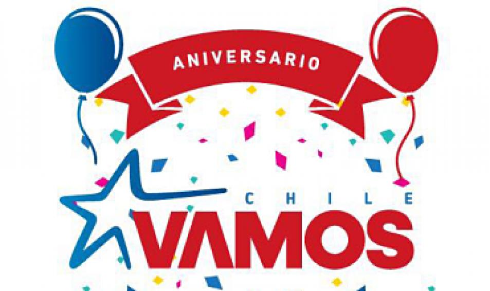 Chile vamos celebra su tercer aniversario