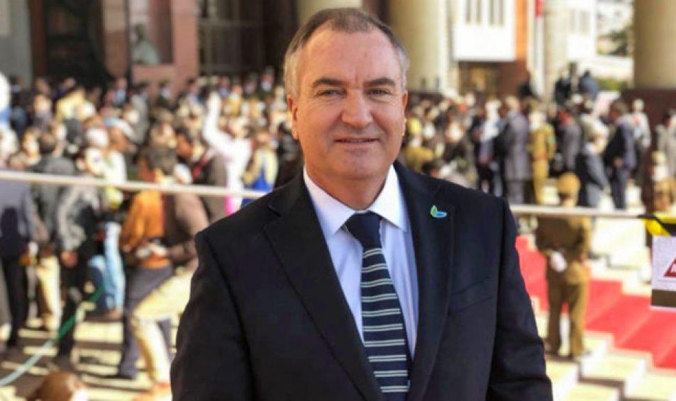 """Diputado Andrés Molina, Vicepresidente Nacional de Evópoli: """"En Aysén, tenemos militantes que serían muy buenos candidatos, pero será el partido quien los elija y comunique"""""""