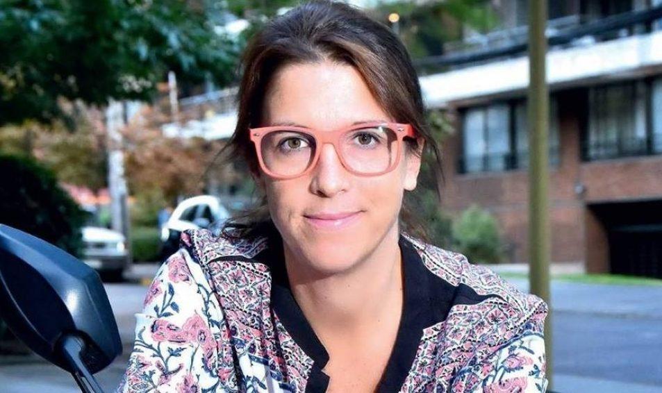 Constanza del Río recibió el premio Mujer Impacta 2018