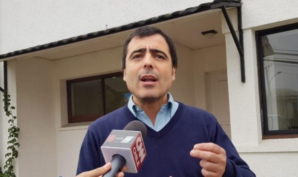 """Sebastián Álvarez: """"Si vamos a invertir 35 millones de dólares en la COP25, pido coherencia nacional"""""""