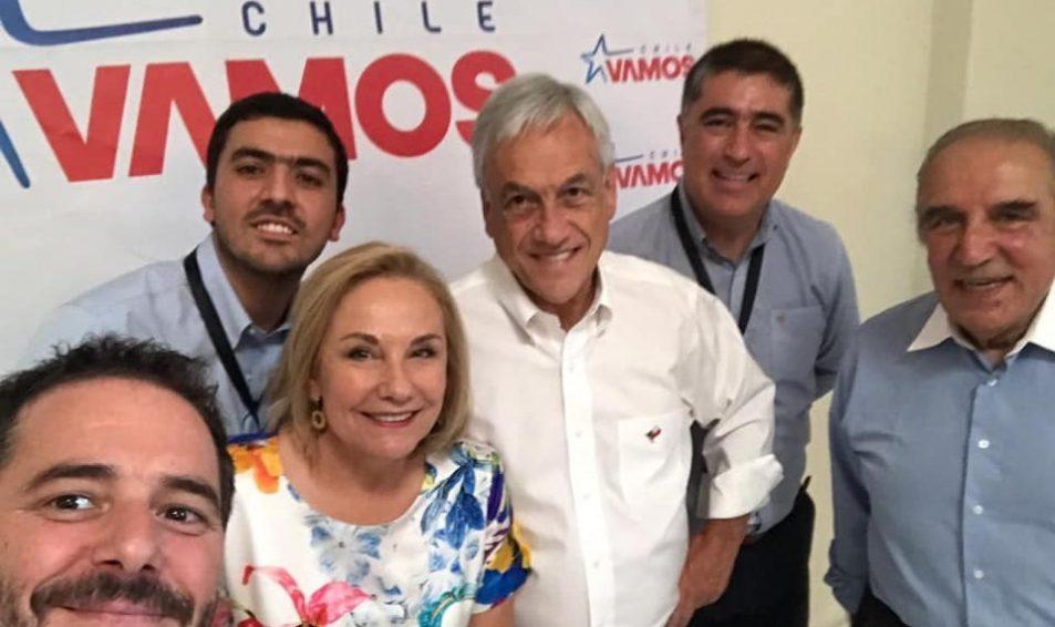 Chile Vamos conmemora primer año del Gobierno de Piñera con la idea de proyectarse por dos periodos