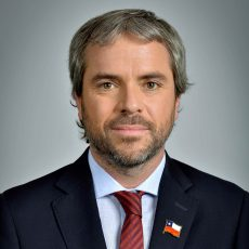 Gonzalo Blumel Mac -Iver