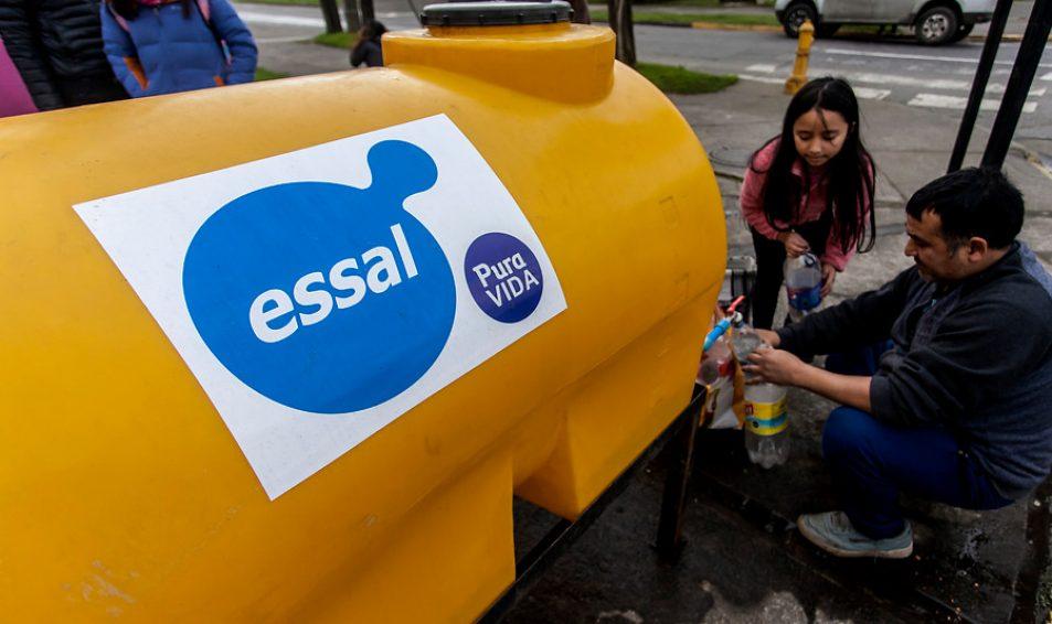 Evópoli rechaza explicaciones de ESSAL ante cortes de agua en Osorno