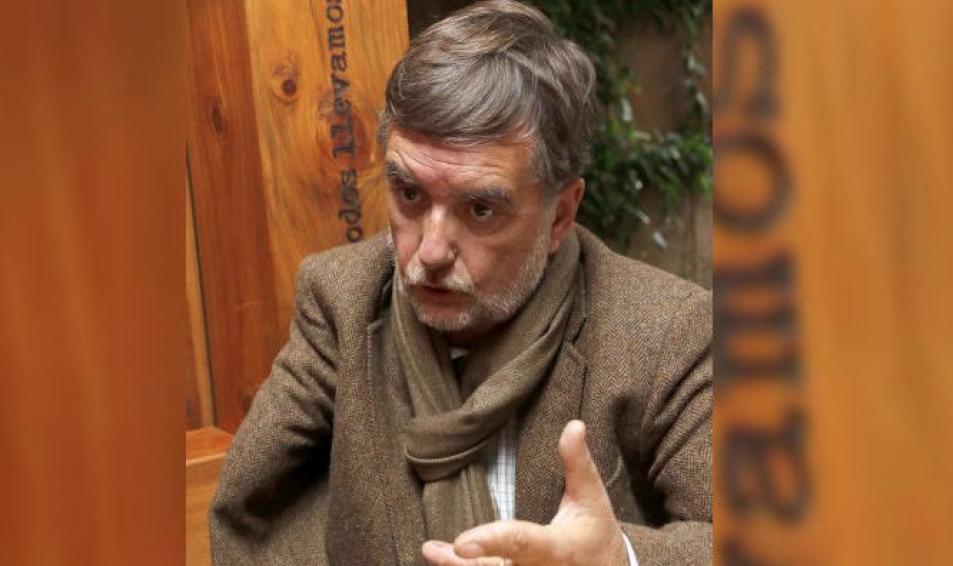 """Francisco Undurraga: """"No es tiempo de adelantar campañas presidenciales"""""""