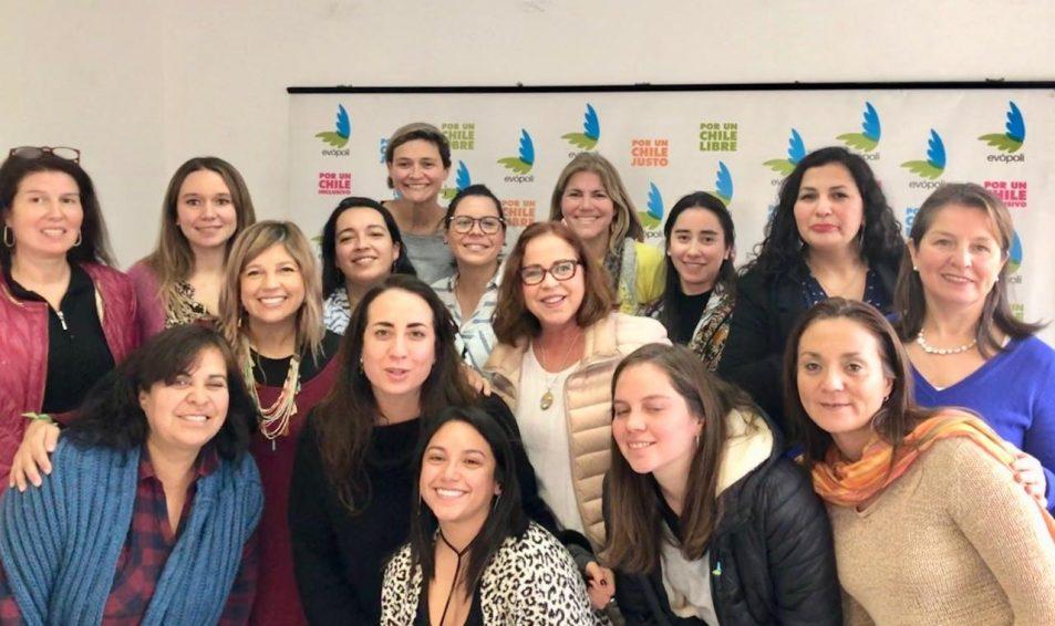 #MujeresDescomunales: Subsecretaria Lorena Recabarren inspira a mujeres para que se inicien en la política