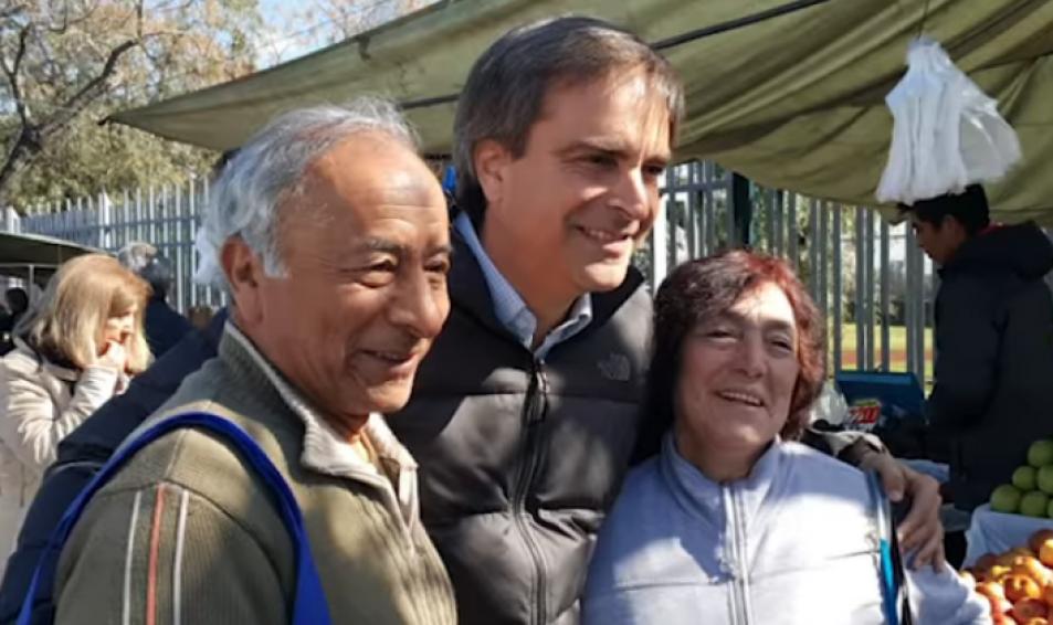 Luciano Cruz-Coke propone pausar contribuciones a mayores de 80 años