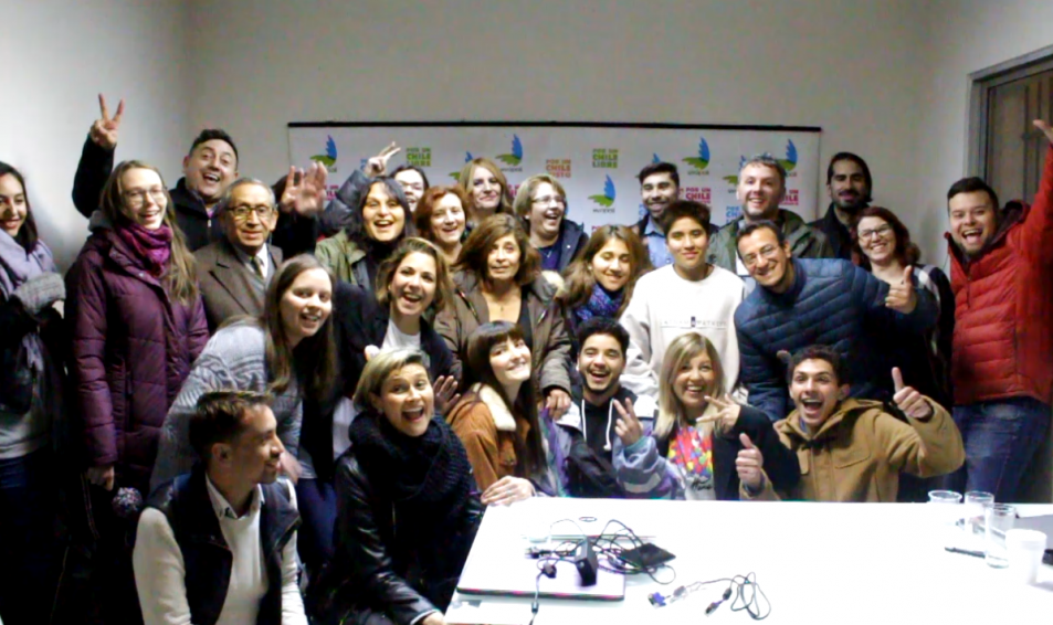 Evópoli abre panel para conversar sobre infancia trans en Chile