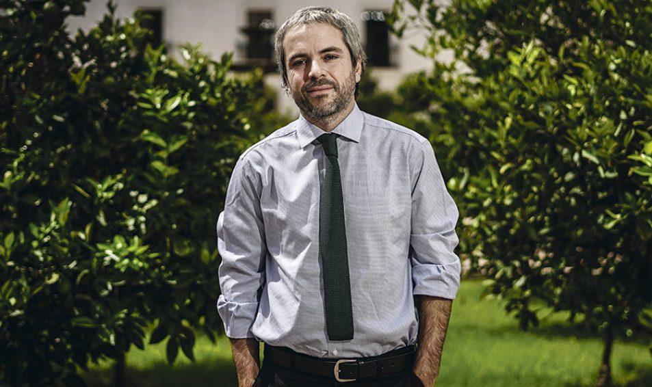 """Gonzalo Blumel: """"El liberalismo tiene esta combinación de mirada individual con un componente social»"""