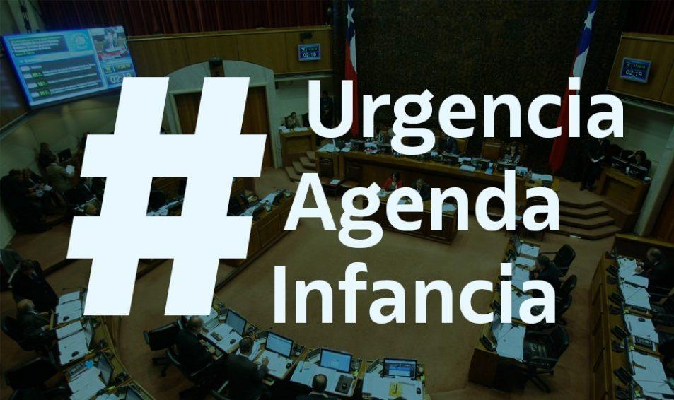 #UrgenciaAgendaInfancia: Solicitamos al Congreso acelerar la discusión y aprobación de proyectos clave