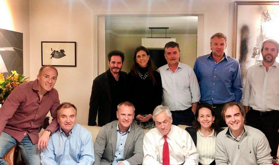 Evópoli entrega Plan de Inclusión al Presidente Sebastián Piñera