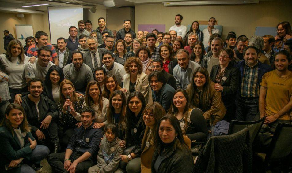 Bío Bío fue sede de la primera cumbre de #LíderesDescomunales