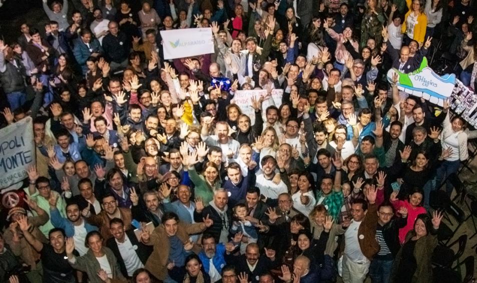 ¡200 Líderes descomunales se sumaron a nuestra Cumbre en La Araucanía!