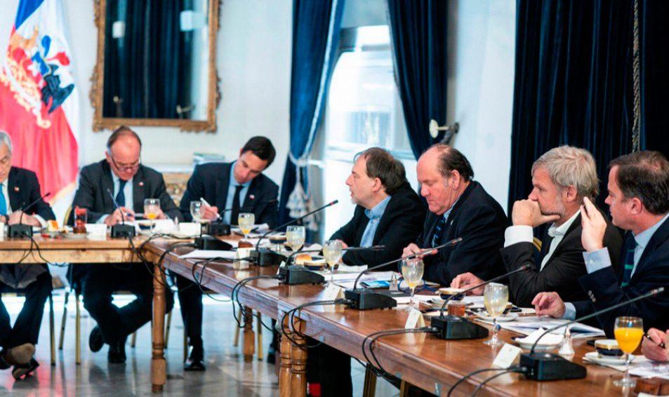 Diputado Pablo Kast integra Mesa Nacional del Agua presentada por el gobierno para enfrentar crisis Hídrica
