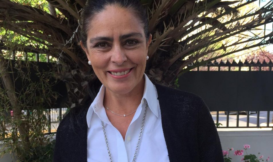 La ex concejala, Vivian Maira, asumió como presidenta de Evópoli en la Región Metropolitana