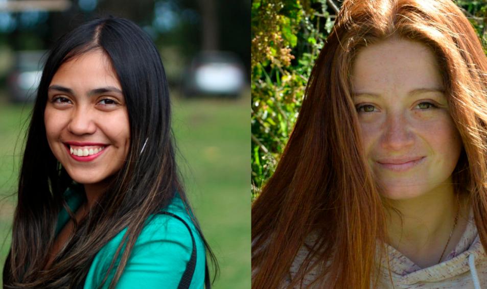 Ema y Amaia son las nuevas Vicepresidentas Nacionales de la Juventud Evópoli