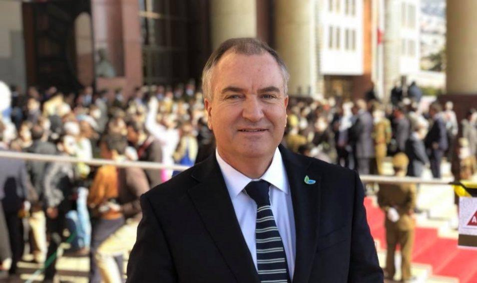 Diputado Andrés Molina asume como nuevo jefe de bancada Evópoli