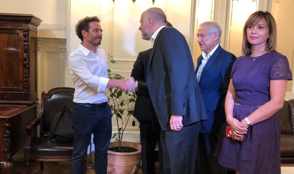 Evópoli participó en la reunión convocada por presidentes del poder legislativo por un proceso constituyente democrático y pacífico