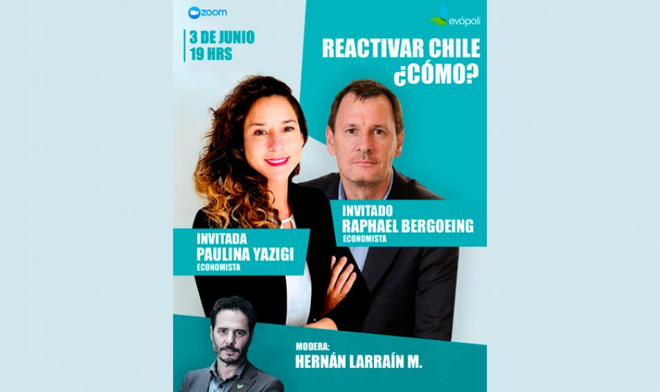 SEMINARIO: REACTIVAR CHILE ¿CÓMO?