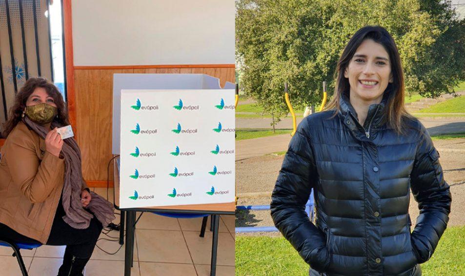 Mujeres líderes se impusieron en las Primarias Ciudadanas de Evópoli