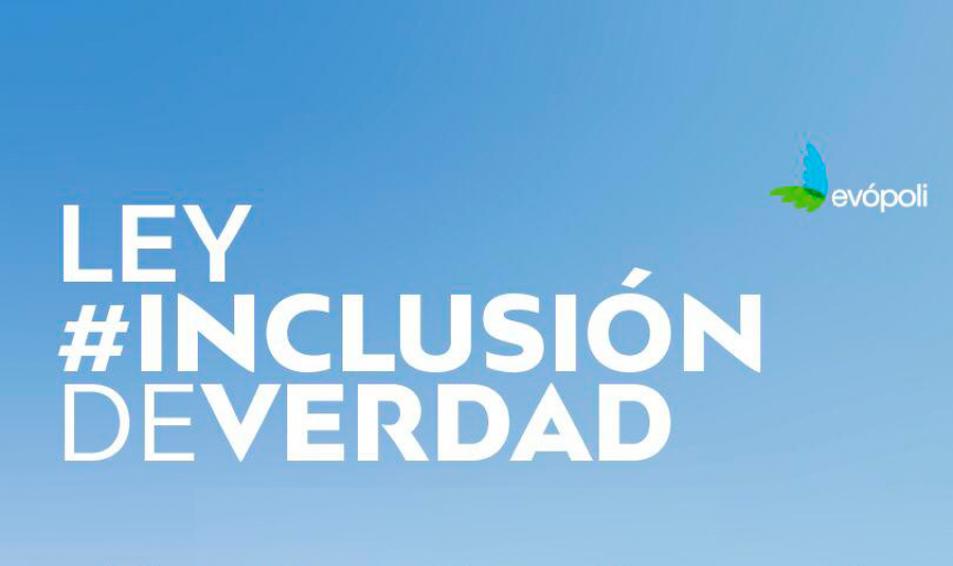 #InclusiónDeVerdad ya es ley:  Proyecto del diputado Francisco Undurraga fue publicado en el Diario Oficial