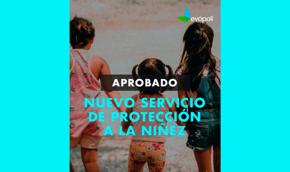 NUEVO SERVICIO DE PROTECCIÓN A LA NIÑEZ Y LA ADOLESCENCIA REEMPLAZARÁ AL SENAME