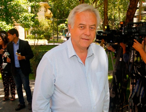 Presidente de Evópoli competirá contra Teillier