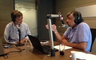Entrevista Francisco Undurraga en Radio Agricultura