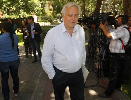 """Jorge Saint Jean: """"Nuestros candidatos en Los Ríos, ganarán"""""""