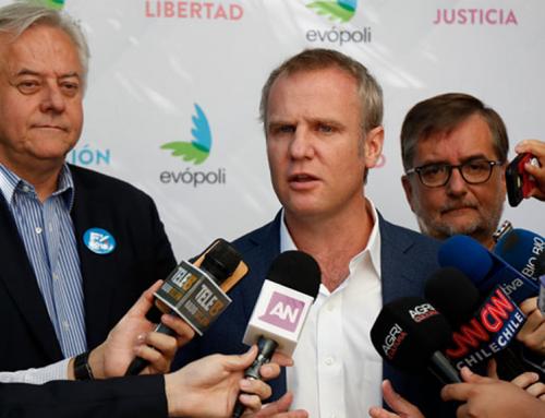 Felipe Kast llama a Piñera y a Ossandón a aceptar primer debate presidencial de Chile Vamos a principios de abril