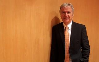 26 Mayo 2016 Felipe Morande, economista y ex ministro. foto Andres Perez