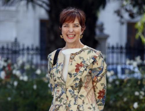 Gloria Hutt, una ministra sobre ruedas
