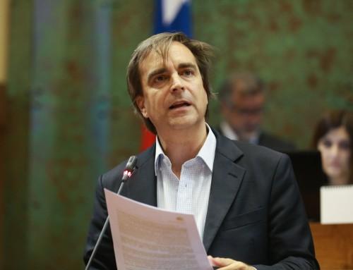 Diputado Luciano Cruz-Coke es convocado por Cecilia Pérez por reforma a TVN